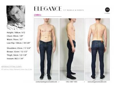 Chris - Fitting Model