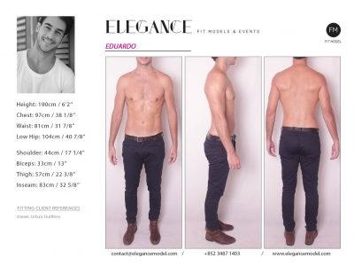 Eduardo - Fitting Model