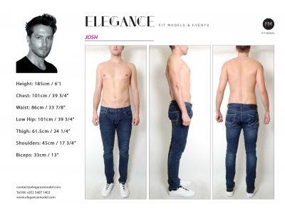 Josh - Fitting Model
