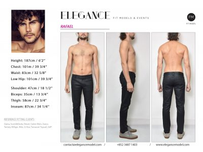 Rafael - Fitting Model